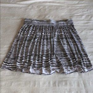 Lane Bryant Jersey Knit Striped Skirt 18/20 2X